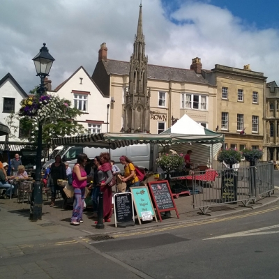 Glastonbury Market
