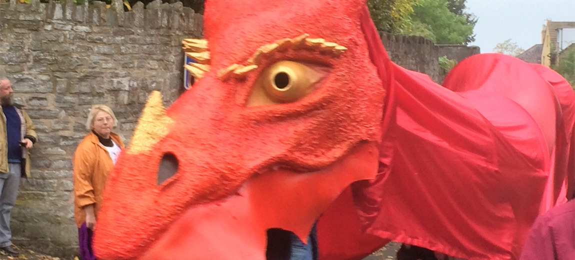 ... and the Red Dragon