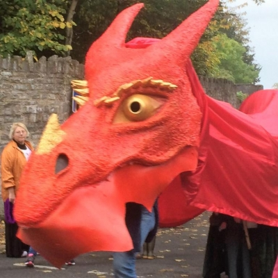 Glastonbury Dragons
