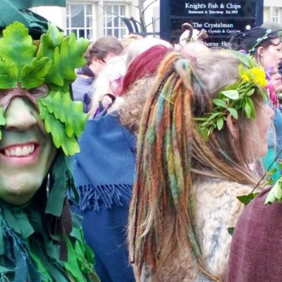 Glastonbury Beltane Celebrations