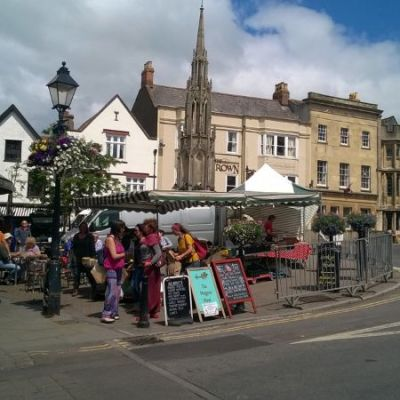 Glastonbury Market