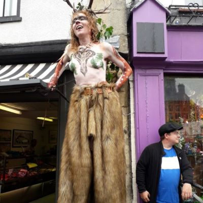 Beltane in Glastonbury